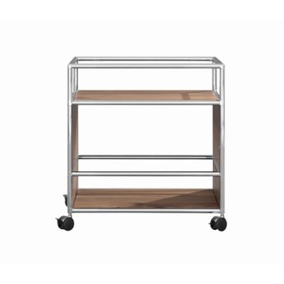 Serving trolley by Dauphin Home