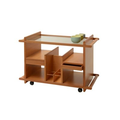 Serving trolley by Gaffuri