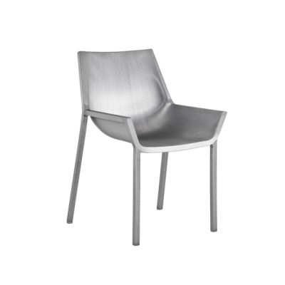 Sezz Side Chair Hand Brushed