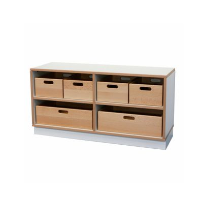 Shelf Unit DBF-602-6-10 by De Breuyn