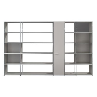 Shelving wall by Dauphin Home