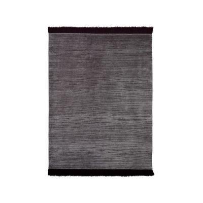 Shibori - Stripes slate by REUBER HENNING