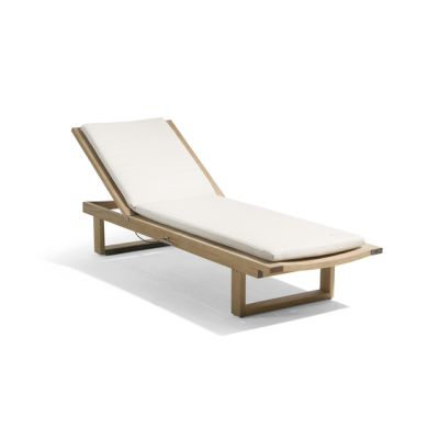 Siena square lounger by Manutti