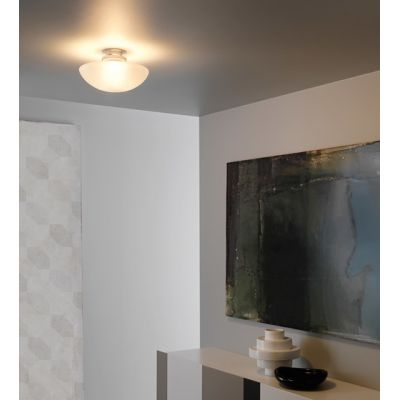Sillabone Wall and ceiling lamp by FontanaArte