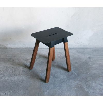 SIM STEEL Stool by TAKEHOMEDESIGN