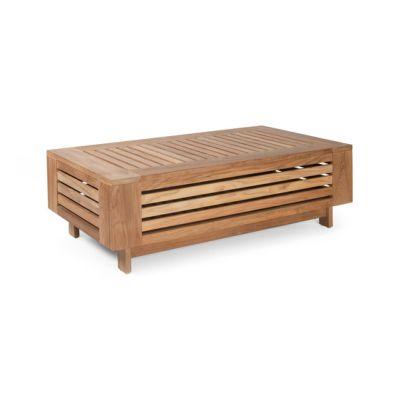 Skanör lounge table L by Skargaarden