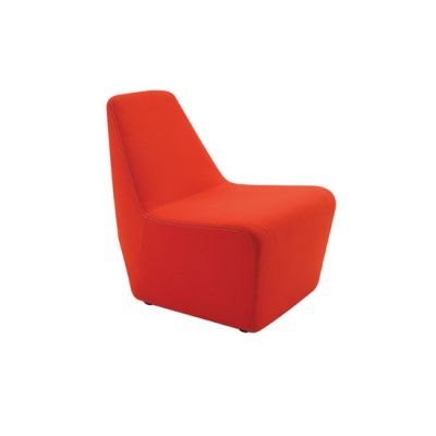 Soft Low Chair by KFF