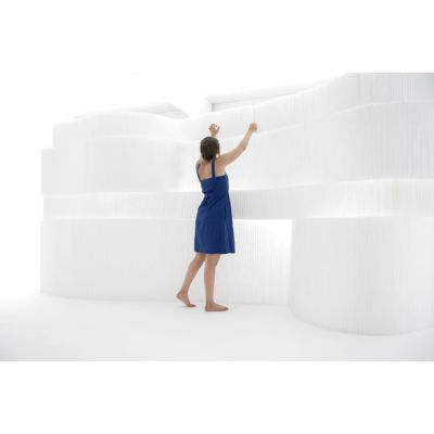 softblock | white textile by molo