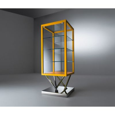 Sottsass | Glass-case SA 30 by Laurameroni