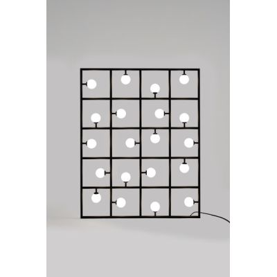 Squares Floor / Wall lamp by Atelier Areti
