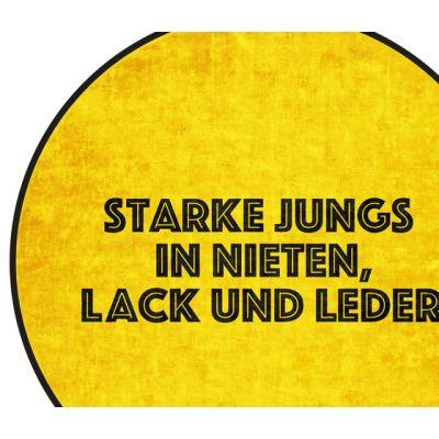 Starke Jungs In Nieten Lack Und Leder by Henzel Studio