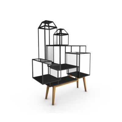 Steel Cabinet 7 by JSPR