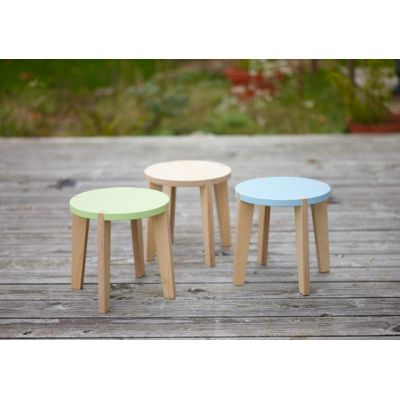 Stool by Blueroom