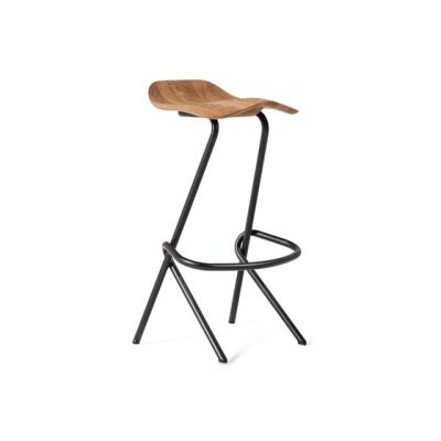 Strain bar stool by Prostoria