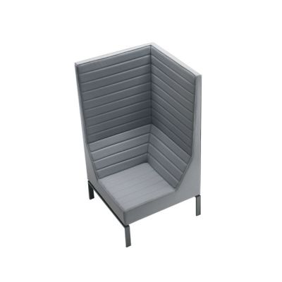 Stripes Armchair by Giulio Marelli