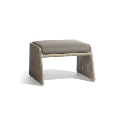 Swing medium footstool by Manutti