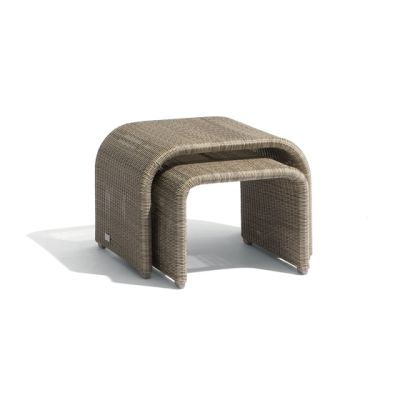 Swing nesting tables (set of 2) by Manutti