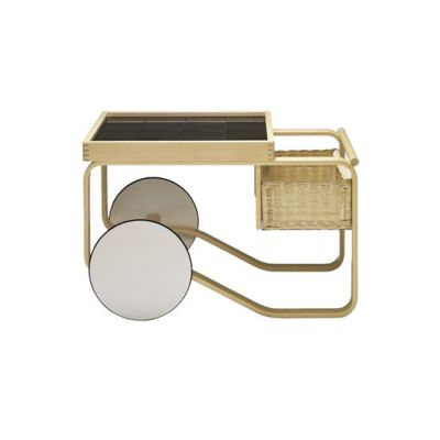 Tea Trolley 900 by Artek