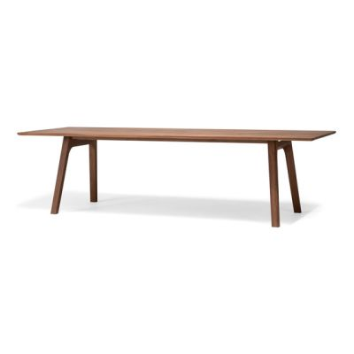 Ten Table 270 walnut solid by Conde House Europe