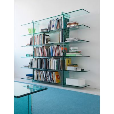 Teso Bookcase by FontanaArte