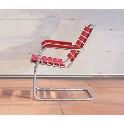 The garden armchair by Atelier Alinea