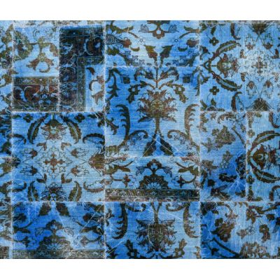 The Mashup Fresco series capri blue by kymo