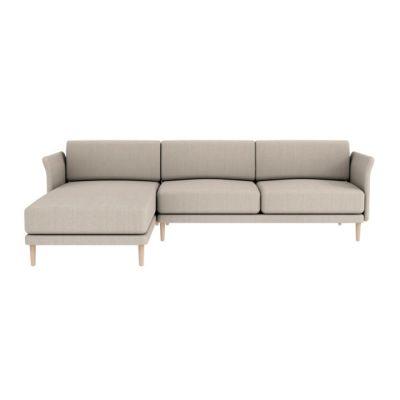 Theo 2-seat Corner Sofa by Case Furniture