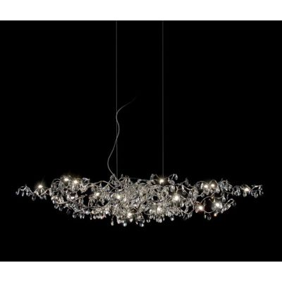 Tiara Sky Pendant light HL 30 by HARCO LOOR