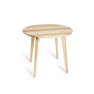 Tisch Eckig rund by Soeder