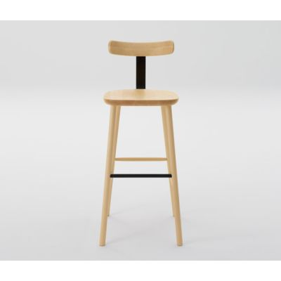 T&O T3 Bar Stool High by MARUNI