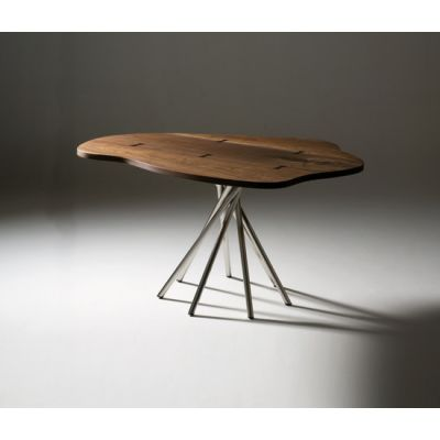 Tosai organic table by Conde House Europe