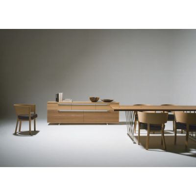 Tosai table round by Conde House Europe
