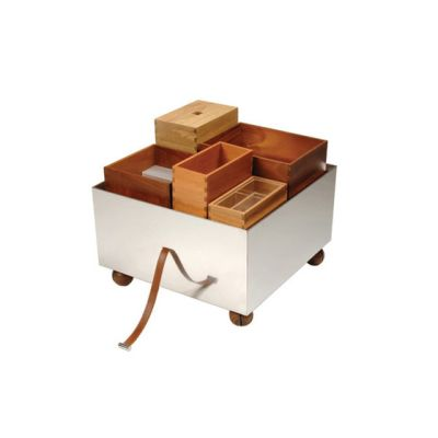 Toto Bar Cart by Espasso