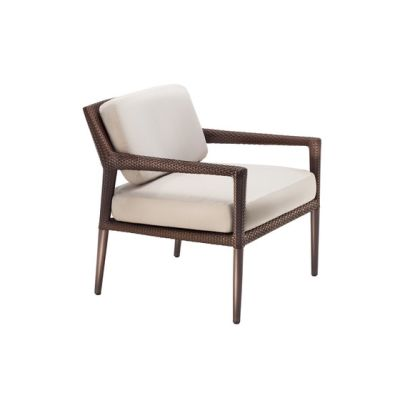 Tribeca Lounge chair by DEDON