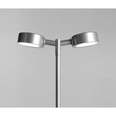 Tvåpuck pole fixture by ZERO