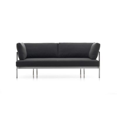 Twin | 2-seater sofa by Mussi Italy