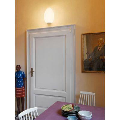 Uovo Wall lamp by FontanaArte