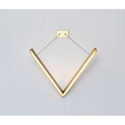 V-Wall Light by Resident