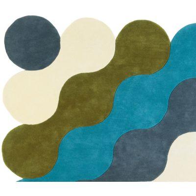 Vagues de la Mer by Now Carpets