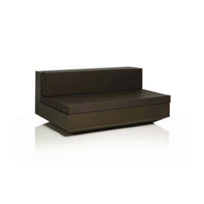 Vela Sofa - Central Unit XL Bronze
