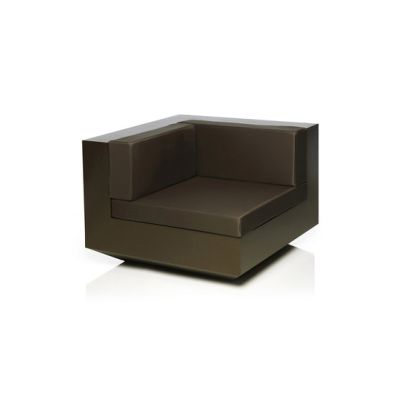 Vela Sofa - Right Unit Bronze