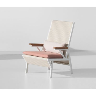 Vieques club armchair by KETTAL