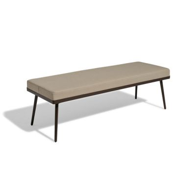 Vint bench 2-seater by Bivaq