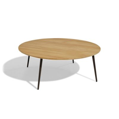 Vint low table 110 iroko by Bivaq