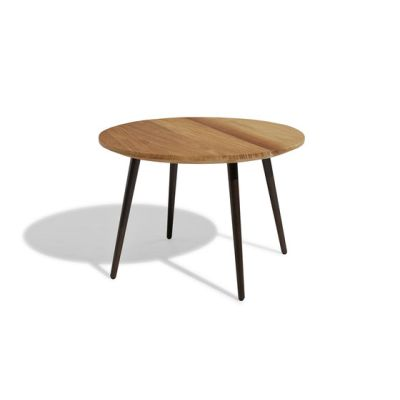 Vint low table 60 iroko by Bivaq