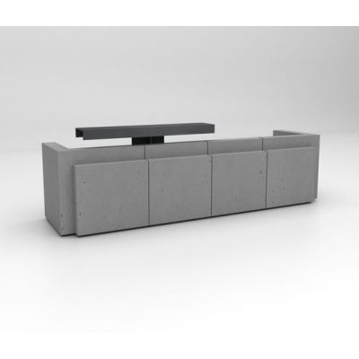 Volume configuration 4 by isomi Ltd