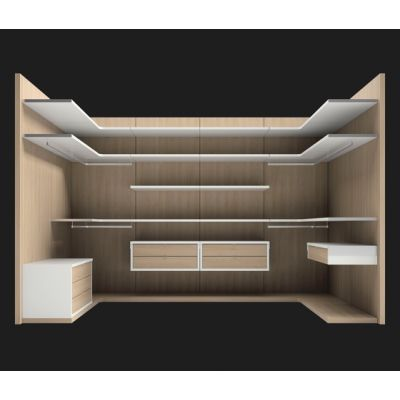 Walk-In Wardrobe 4 by LAGRAMA