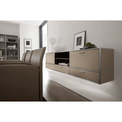 Wall-mounted sideboard by Dauphin Home
