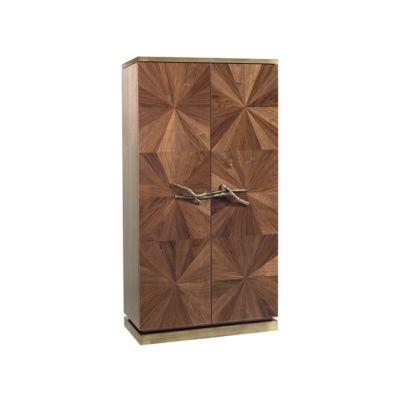 Walnut | Bar Cabinet by GINGER&JAGGER