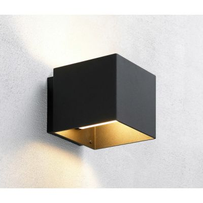 Welcome Black by Embacco Lighting